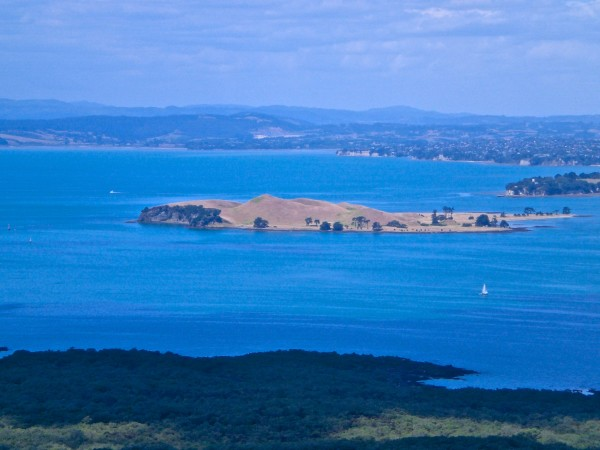 ניו זילנד, Rangitoto Island New Zealand