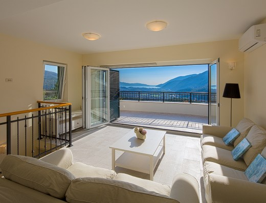 modern interior real estate montenegro