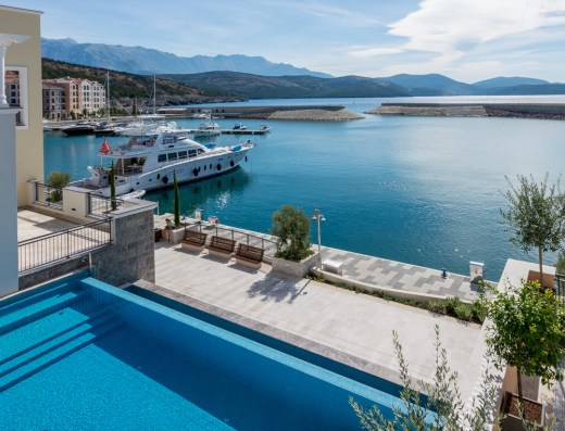 Luxury property Montenegro