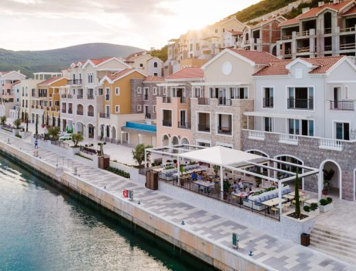 luxury development Montenegro