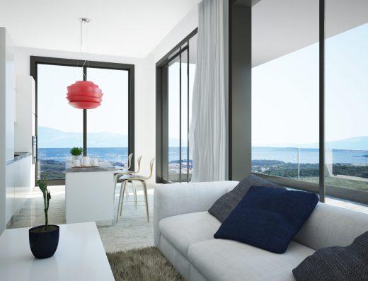 Beautiful modern apartment Tivat