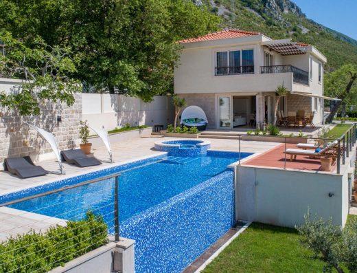 villa sale view sveti stefan