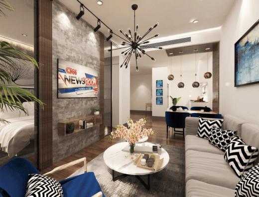 modern interior new development budva