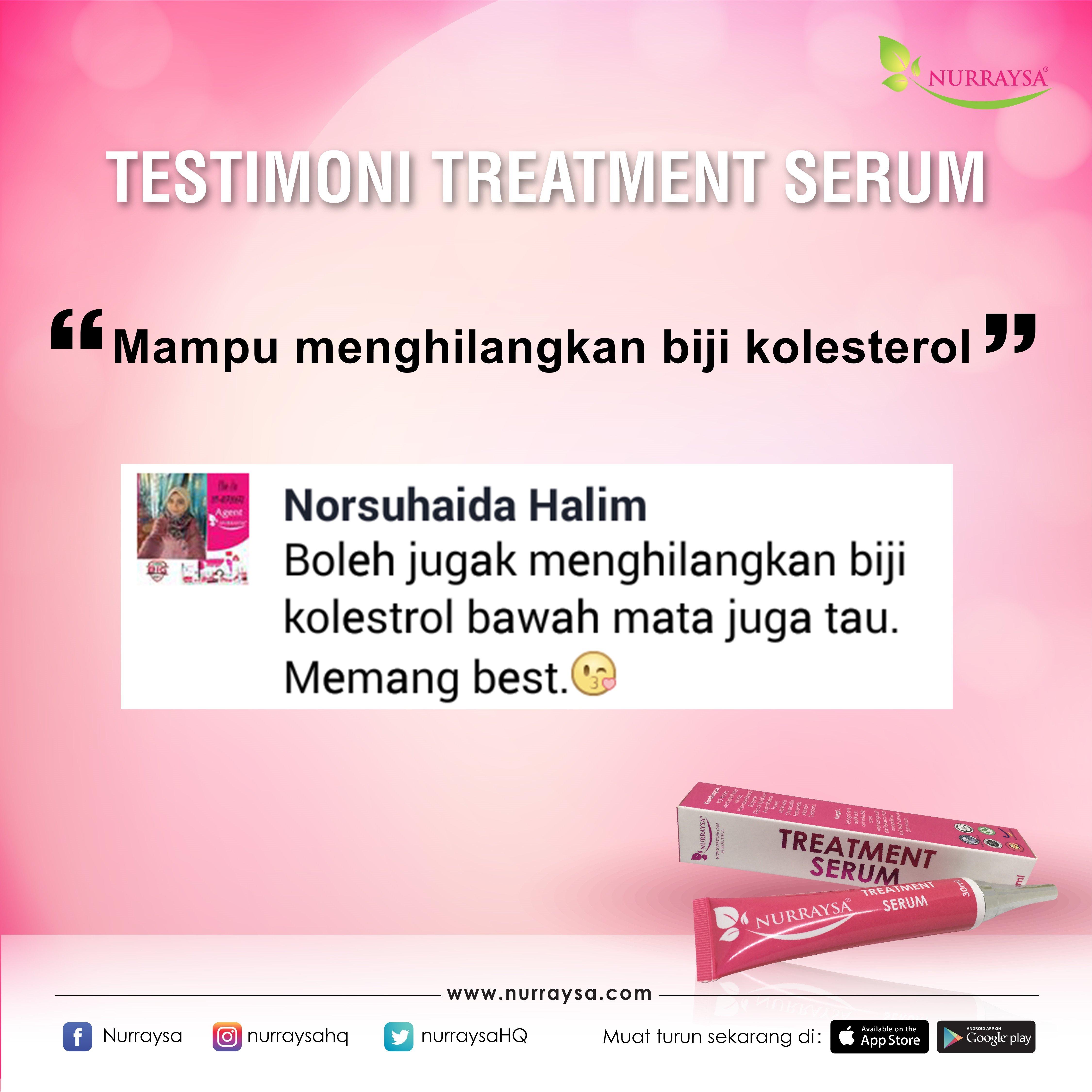 Testimoni Treatment Serum 1