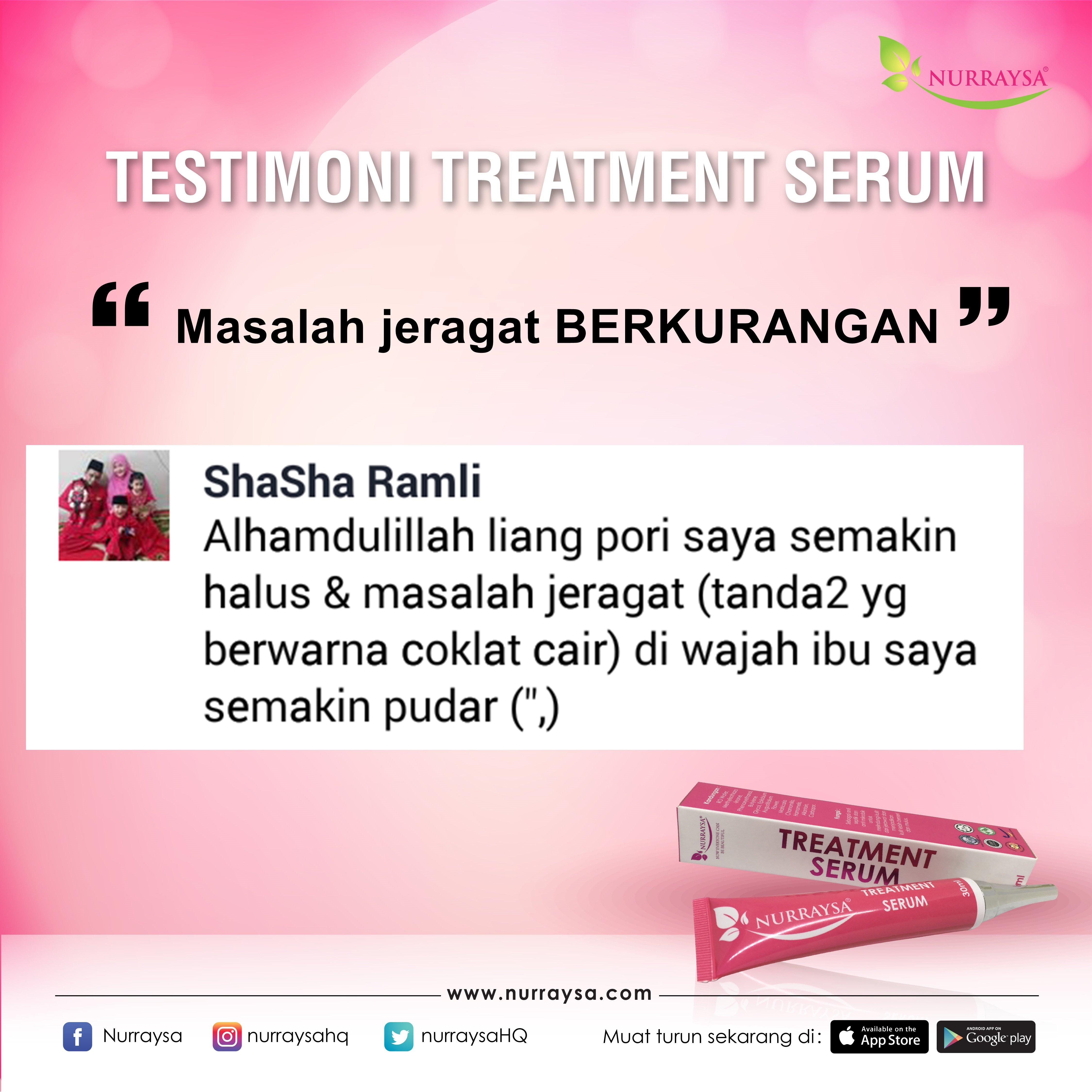 Testimoni Treatment Serum 2