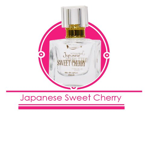 Japanese Sweet Cherry EDP