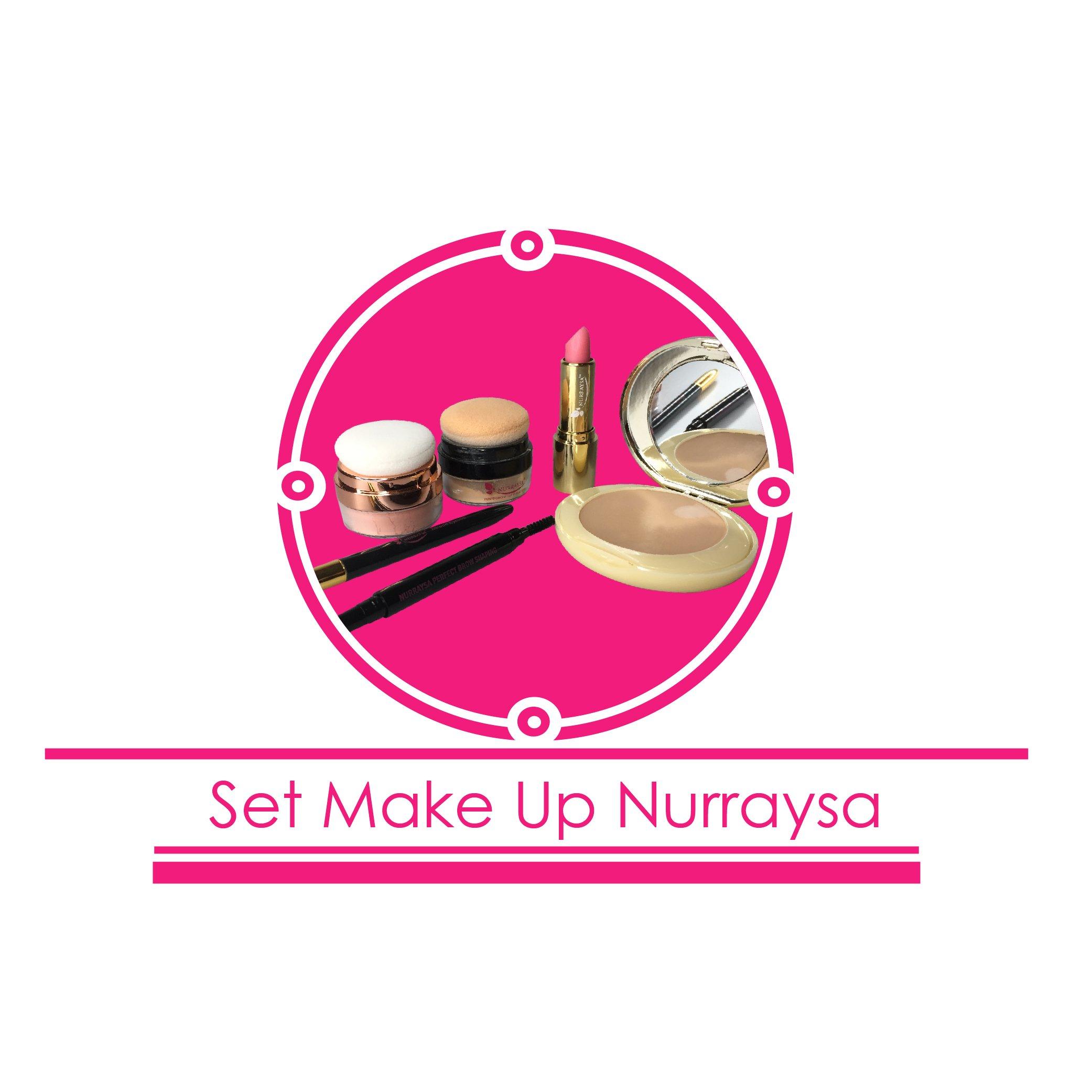 Set Makeup Nurraysa
