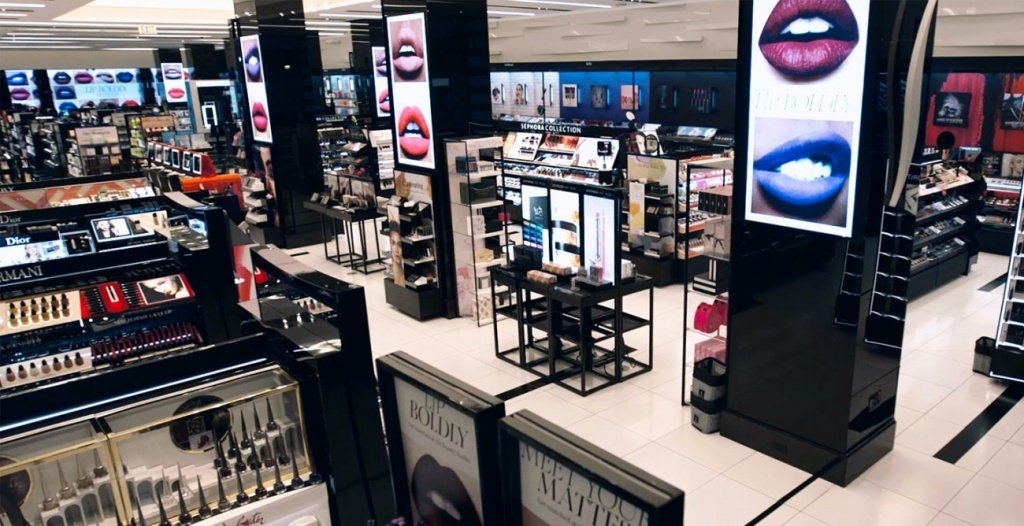 Sephora  From  Makeup  Store To  Beauty  Education  Hub