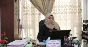 tutor from the Faculty of Nursing Assistant Professor Dr. Zeinab Ali Hussein publishes scientific research