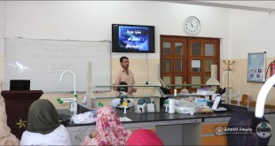 The Faculty of Nursing holds a workshop on psychological preparations for the final examinations
