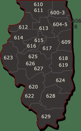 Test Sites  Illinois Nurse Aide Testing