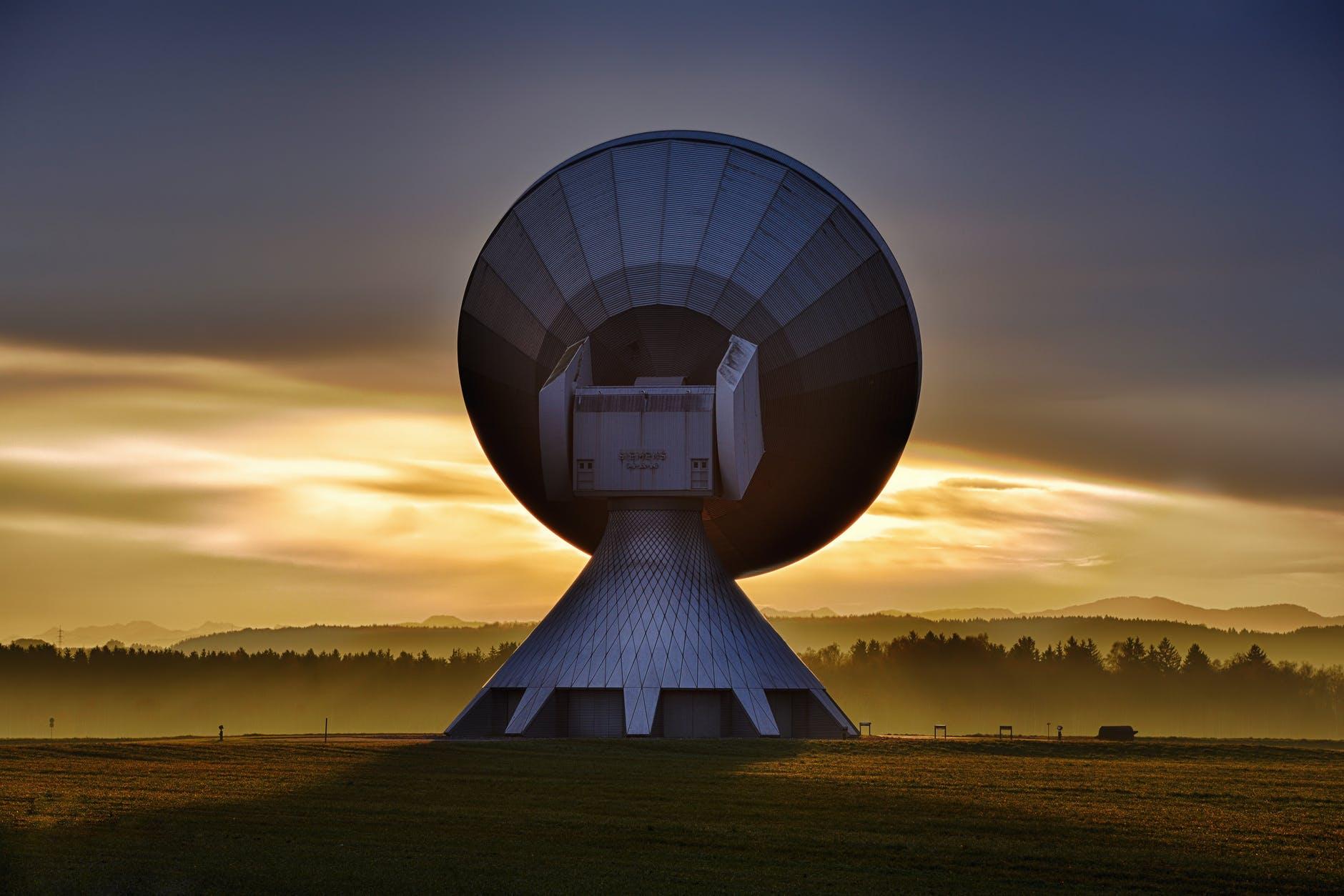 antenna contact dawn dusk
