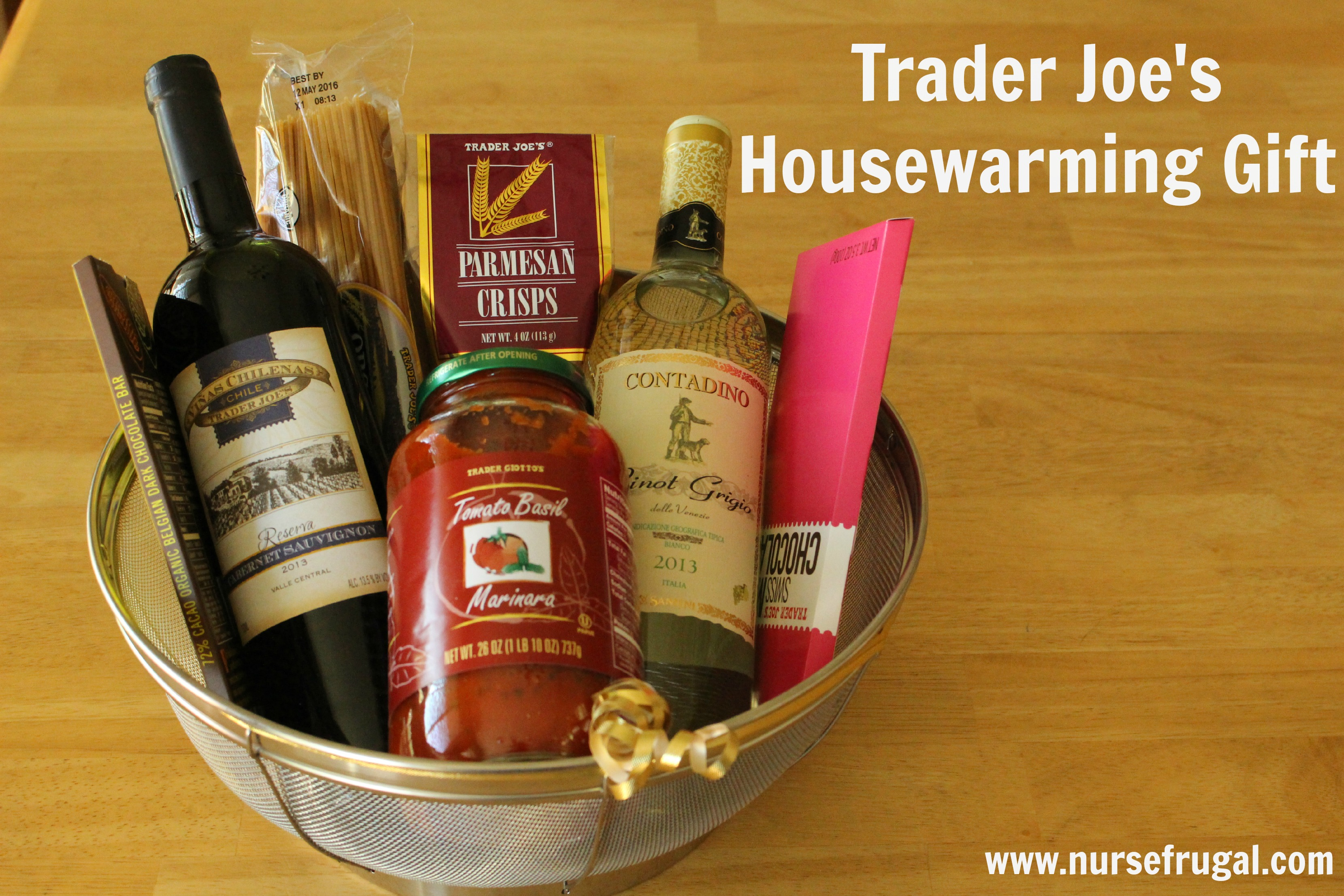 Question for you Have you ever given or received a fun housewarming gift? Any ideas? & Housewarming Gift Idea | Nurse Frugal