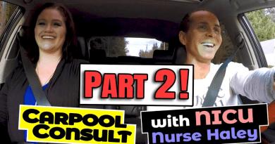 NICU Nurse Interview: Part 2 – Saving Babies & NICU Protocols