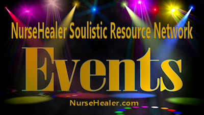 NurseHealer Soulistic Resource Network Events