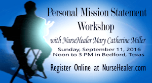 Personal Mission Statement Workshop