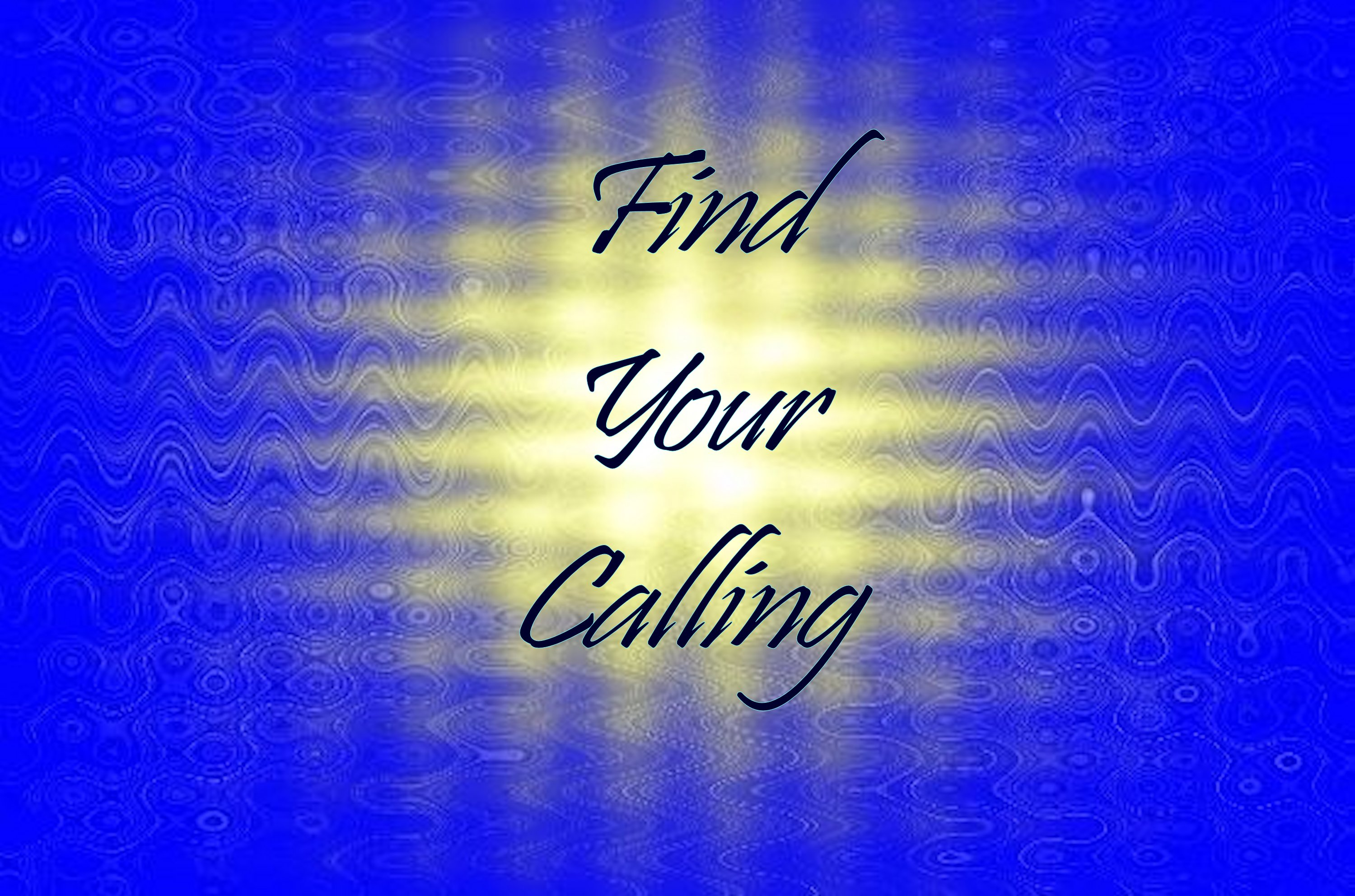 Find Your Calling