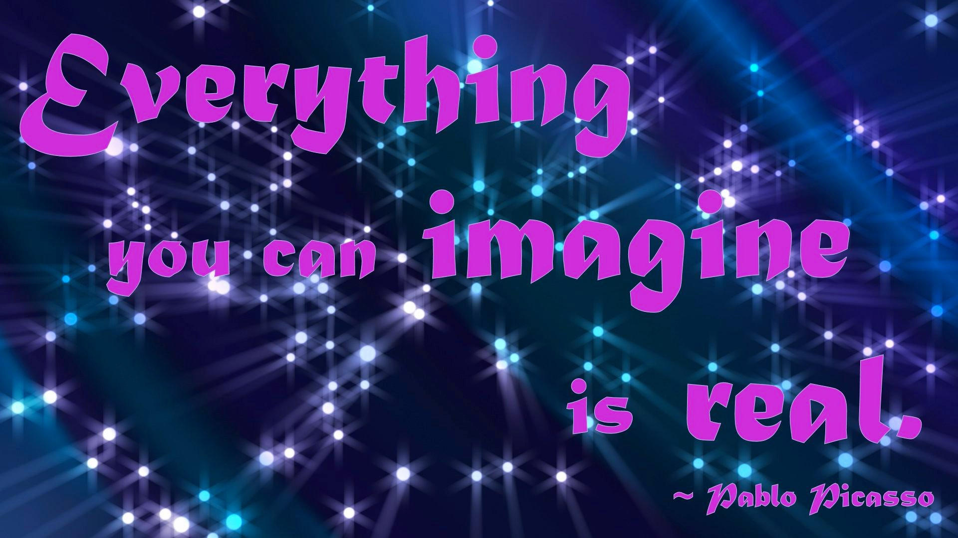 Real Imagination
