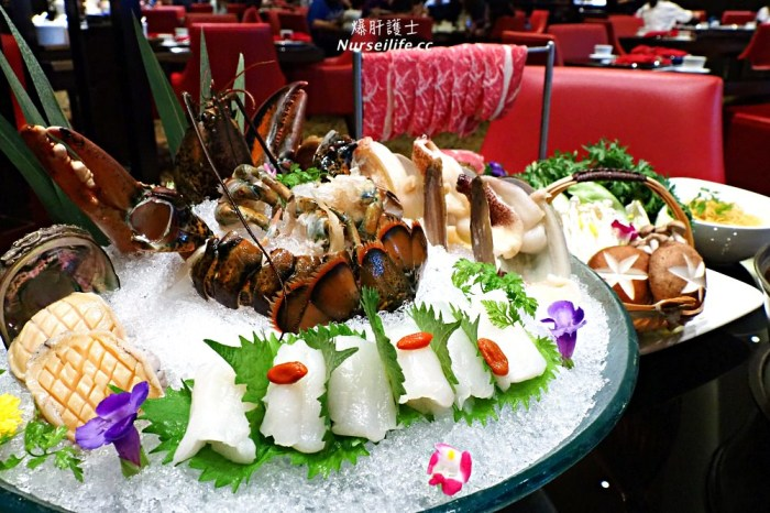 澳門御蓮宮.不僅能吃到港式點心還超值的浮誇系海鮮火鍋!