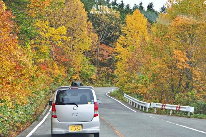 北海道自駕旅行|新手租車與上路心得分享,租借還車路線與ETC怎麼選