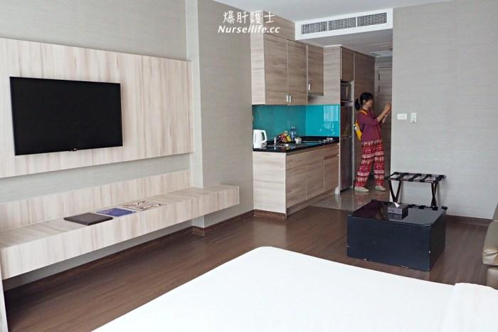 曼谷BTS Nana站 Adelphi Suites Bangkok(阿德爾菲套房酒店).有提供廚房近捷運的飯店