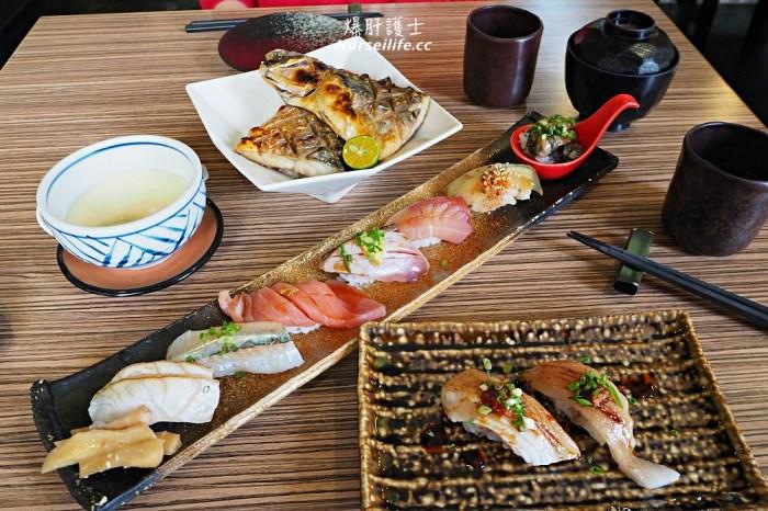 三富日本料理.天母超值的棉被握壽司