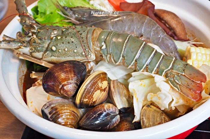 Mi寶涮涮鍋|個人鍋物龍蝦鍋只要350元!還有10種湯底任你挑,大推泰式、叻沙和川味麻辣小龍蝦鍋!