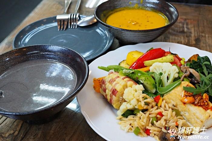 士東市場美食》珍食244.市場內的蔬食料理