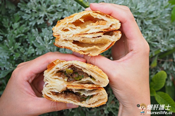 北平香酥燒餅|彰化50年老店炭烤鹹餅、甜餅
