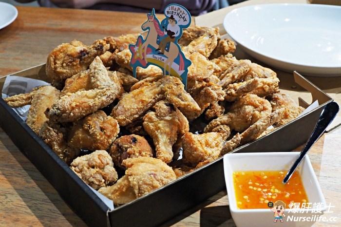 薄多義義式手工披薩.壽星當日幾歲送幾隻雞翅