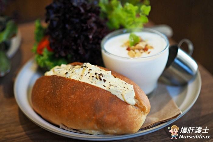 Koffi 'n.咖啡、麵包及甜點|天母一人咖啡店.美味需耐心等候