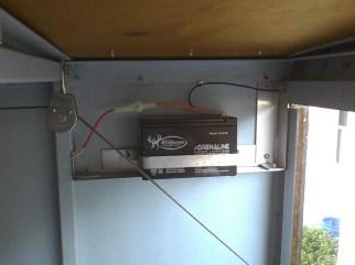 trailer battery