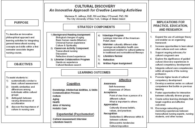 Case Exemplar: Linking Strategies—Spotlight on the Cultural