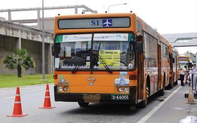 Bus from Bangkok Airport