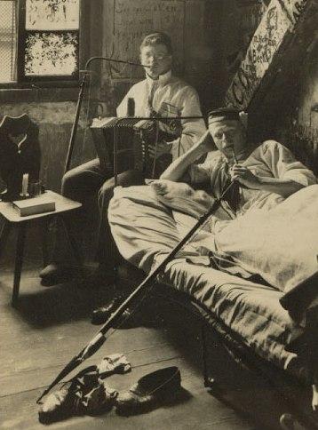 opiumstudents heidelburg 1900
