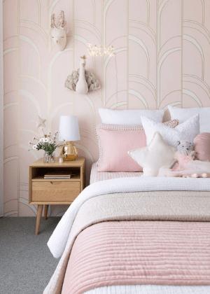 wallpapers rooms gorgeous nursery via studio