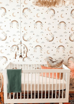 wallpapers rooms gorgeous via nursery