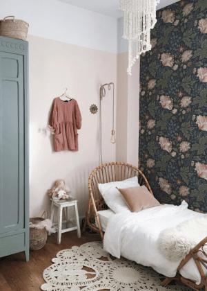 wallpapers rooms gorgeous nursery via