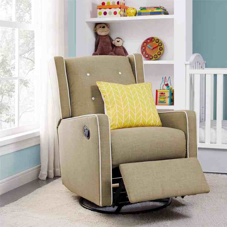 Baby Relax Mikayla Swivel Gliding Recliner Review