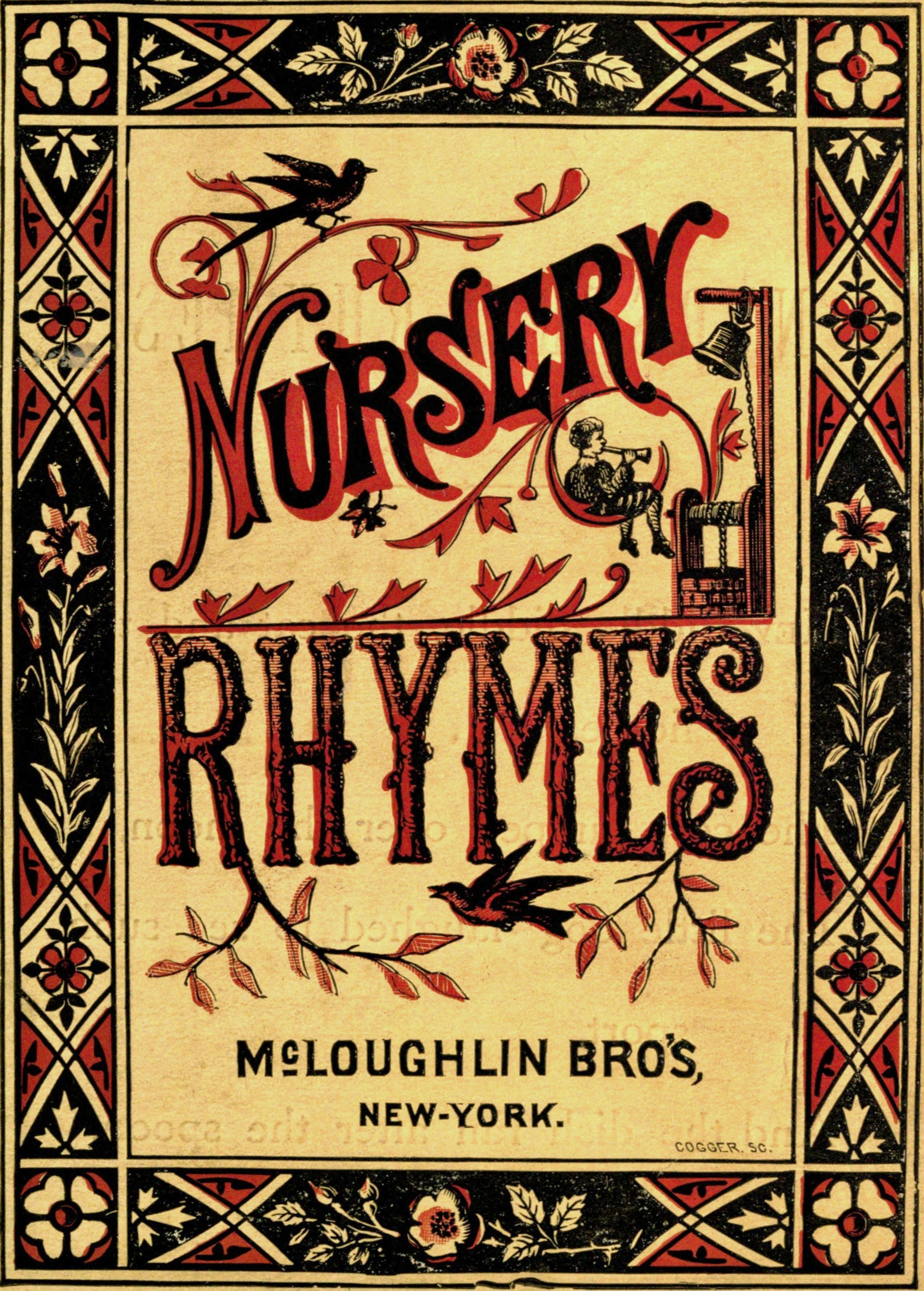Importance Of Nursery Rhymes For Kids