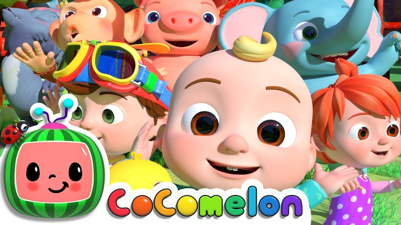 Animal Dance Song | Cocomelon (ABCkidTV) Nursery Rhymes & Kids Songs – Nursery Rhymes for Baby