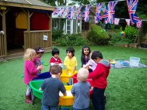 Full Day Care at Nursery Rhymes