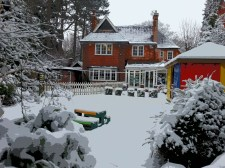 Snow at Nursery Rhymes