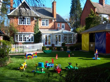 Nursery Rhymes Leicester