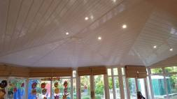 New Ceiling in Pre-School