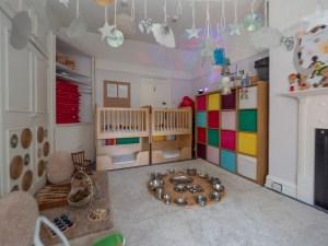 Baby Sleep Room