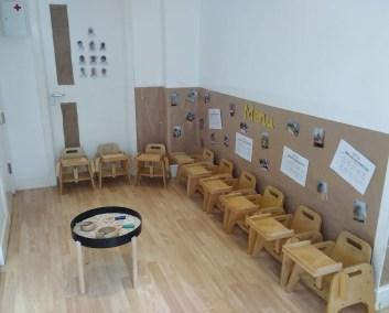 baby room Nursery Rhymes Leicester