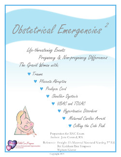 Obstetrical Emergencies Home Study Course