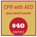 AHA Heartsaver CPR with AED