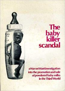 The Baby Killer published prior to the Baby-Friendly Initiative